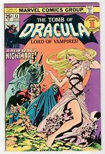Marvel - Tomb Of Dracula #43 - Colan Art, Blade Cameo - Vg 1976 Vintage Comic