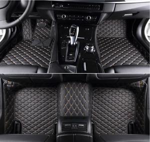 Car mats For BMW Z4 E85 E86 E89 2 seats Car Floor Mats Carpets Auto Mats