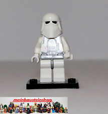 Lego® Star Wars Minifigur, Figuren sw101 Snow Trooper, 4504, 7666,8084, 8129