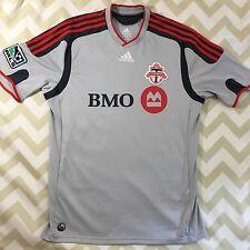 TORONTO FC SOCCER REPLICA JERSEY - LARGE 2009 Adidas MLS football/shirt