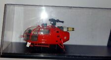 Hélicoptère ALOUETTE 3 SA316 BSPP Brigade De Sapeurs-Pompiers de Paris Endommagé