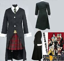 SOUL EATER Maka Anime Cosplay Costume New