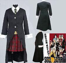 SOUL EATER Maka Anime Cosplay Costume New