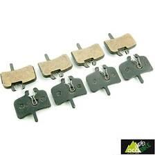 Platten Brems- hayes HFX9 Pack von 4 Paar Bio Platten HFX9