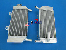 Aluminum radiator for HONDA CRF250 CRF250X CRF250R 2004 2005 2006 2007 2008 2009