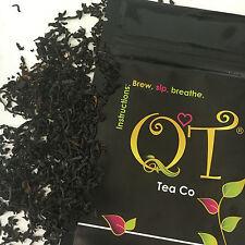 Russian Caravan Black Tea CERTIFIED ORGANIC 100g PREMIUM Loose Leaf Smoked Tea