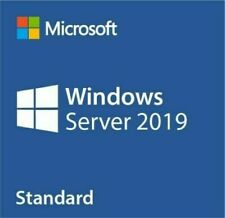 MICROSOFT WINDOWS SERVER 2019 STANDARD - ORIGINALE - FATTURABILE