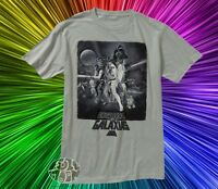 New Star Wars Spanish Movie Poster Empire Strikes Back T-Shirt