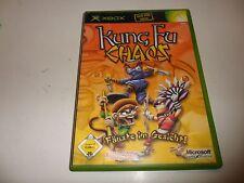 XBOX Kung Fu Chaos