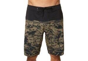 O'NEILL Men's HYPERFREAK VIETPALM Boardshorts - DKA - Size 32 - NWT