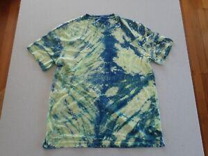 men's tie-dye H&M t-shirt Size m  (A1)