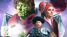 Doctor Who - Meglos (1980) - Christopher Ward - Tom Baker is Dr Who & Laila Ward