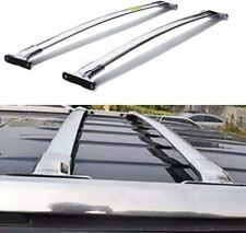 2Pcs Fit for Lincoln Navigator 2018 2019 2020 Roof Rail Rack Cross Bar Crossbar