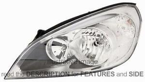 LHD Headlight Volvo S60 V60 2010-2013 Left Side 31299994