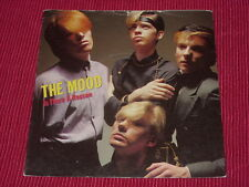 """The Mood:  Is there a reason  1981     Near mint 7"""""""