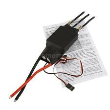 GoolRC 125A  Brushless Water Cooling ESC with 5V/5A SBEC for RC Boat Model F7E5