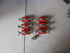 A-H 20A 120-277VAC Commercial Switches, Lot of 6 *FREE SHIPPING*