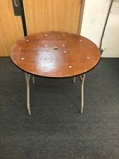 """Folding Tables 36"""" Round"""