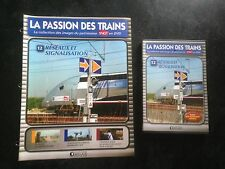 DVD LA PASSION DES TRAINS , RÉSEAUX ET SIGNALISATION , N°12