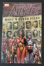 New Avengers: Most Wanted Files #1 (2006) (VF+)