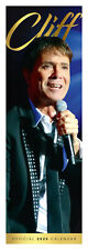 Cliff Richard 2020 Calendar, Slim Wall Calendar OFFICIAL MERCHANDISE
