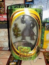 Lord of the Rings LOTR ORC OVERSEER FOTR Fellowship of the Ring Toybiz MIB box