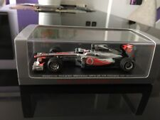 F1 1/43 McLaren Mp4/26 Mercedes Button GP China 2011 Spark