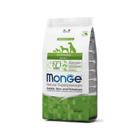 MONGE CANE ADULT CONIGLIO/RISO/PATATE ALL BREEDS KG. 2.5