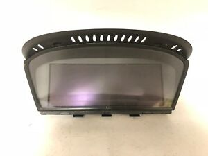 BMW OEM CCC E90 E91 E60 E61 E63 3 5 6 M Series Screen Monitor Alpine CID 8.8