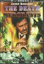 The Death Merchants (DVD) Jason Robards WORLDWIDE SHIPPING AVAIL