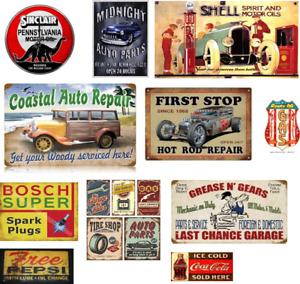 o scale car repair decals/series 2