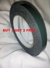 NUMBER PLATE FIXING TAPE STICKY PADS LICENCE REGISTRATION MOUNTING DOUBLE SIDED