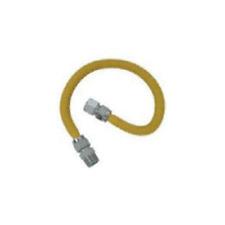 """BrassCraft Cssc54-60P Gas Connector, 60"""" Range"""