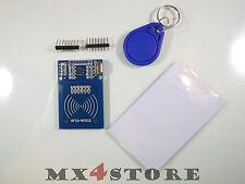 RFID 13,56MHz Set RC522 reader Mifare Raspberry Pi Arduino Kartenleser Modul 362