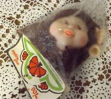 Darice Craft Supplies 3 inch Coconut Kids Doll Head & Hands Vintage Hong Kong