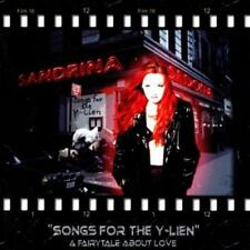 CD Sandrina Sedona Songs for the Y-Lien A fairytale about love  (K97)