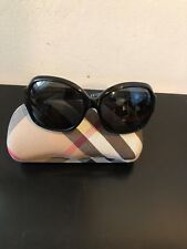 NEW Black Burberry B4058 Sunglasses w/case
