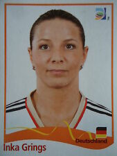 PANINI Inka Grings Germania FIFA donne WM 2011 GERMANY