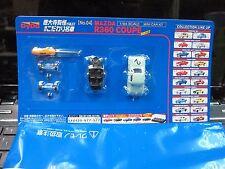 DYDO - 1/64 Scale Mini Car KIT - no.04 - MAZDA R360 COUPE - blue - Mini Car