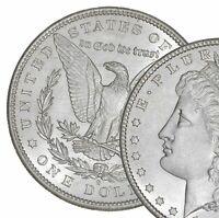 1879-S Morgan Silver Dollar - Brilliant Uncirculated - Unc