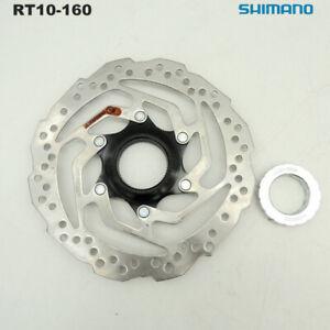 SM-RT10-S  Mountain Bike Disc Brake Rotor Center Lock 160mm with Lock RiSG