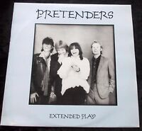 PRETENDERS Extended Play 5 Track EP