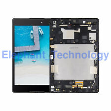 Black FULL Assembly LCD Screen Tool for Asus ZenPad 3S 10 Z500M P027 ZVLQ604
