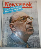 Newsweek Magazine Howard Hughes Stravinsky May 21, 1962 100316R2