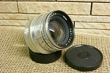 JUPITER - 8  F2 /50mm Russian lens M39 for RF camera (# 123)