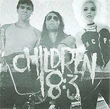 Children 18:3 - Children 18:3 (CD, 2008, Tooth & Nail)