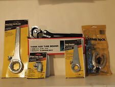 TUBING CUTTING, BENDING AND FLARING 5- TOOL ASSORTMENT