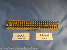 EE 5006 GD Good Marklin HO 3 Rail Straight Circuit Track aka 3600BSD