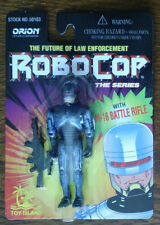 Robocop the Series Robocop with M-16 Battle Rifle Action Figure NEW!