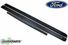 2002-2007 Ford F250 350 Super Duty 8' Bed Rail Moldings & Tailgate Cover Cap OEM